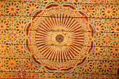 Traditional decorative pattern