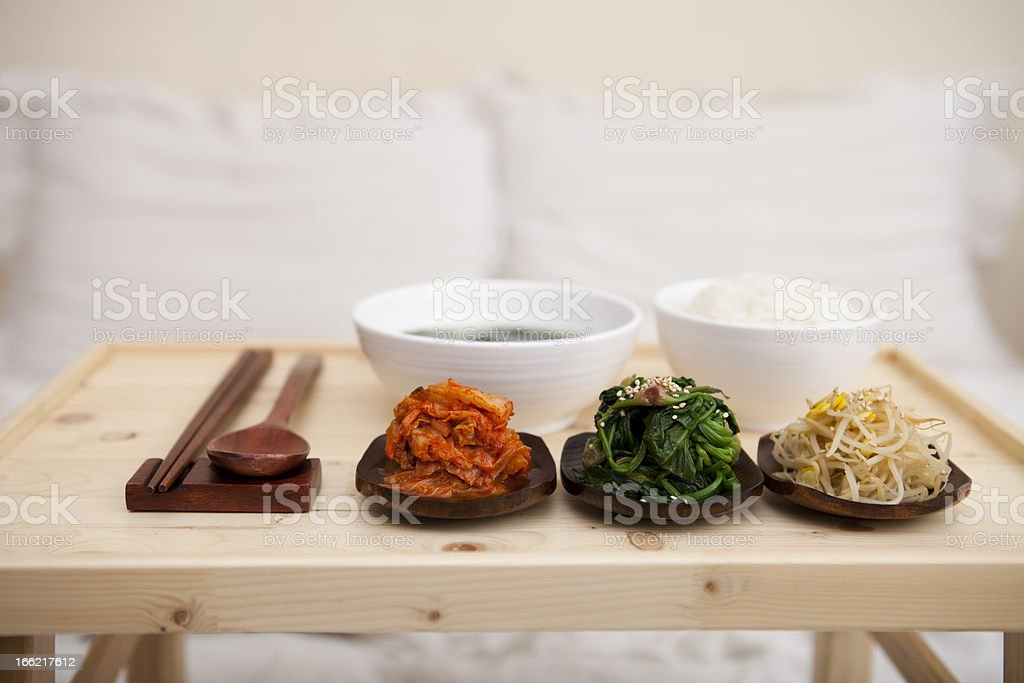 traditional dining stock photo