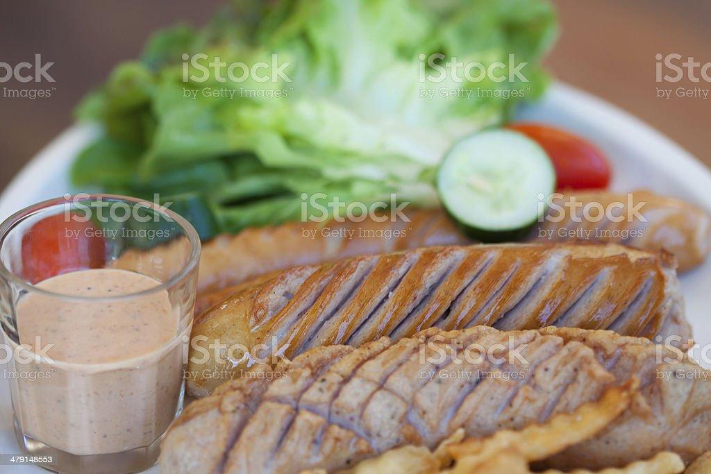 traditional english breakfast royalty-free stock photo