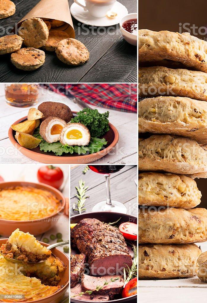 Cucina Tradizionale Inglese - Fotografie stock e altre ...