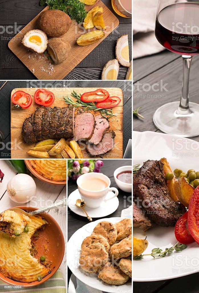 Cucina Tradizionale Inglese - Foto di Stock | iStock