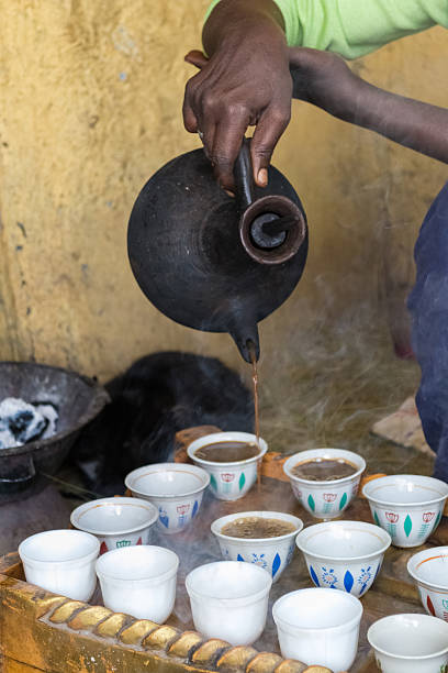 Best Ethiopian Coffee Stock Photos, Pictures & Royalty-Free Images