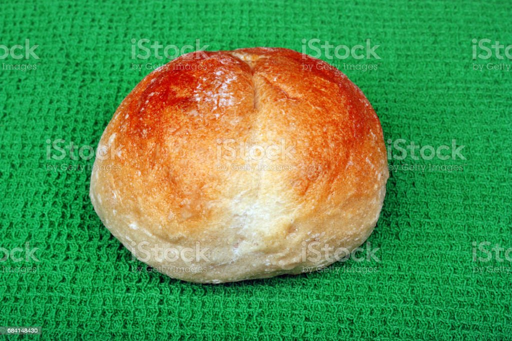 Traditional fresh, crispy bread photo libre de droits