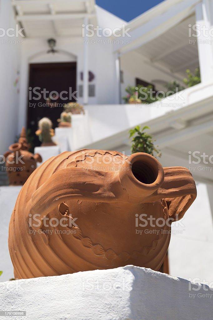 Photo libre de droit de La Décoration Traditionnelle Grecque Sur ...