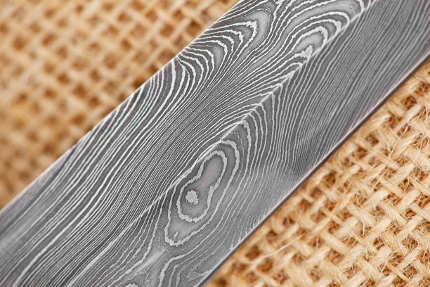 486 Damascus Steel Stock Photos, Pictures & Royalty-Free Images - iStock