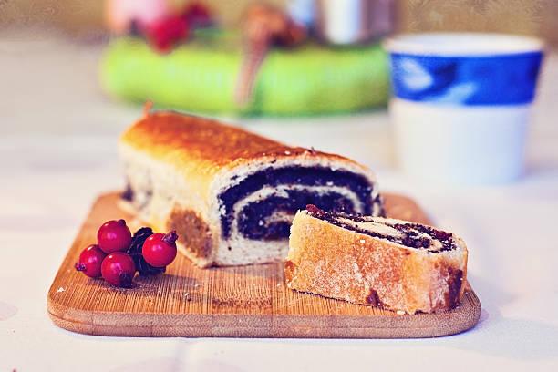 traditionelle ungarische sweet gericht - kochen mit oliver stock-fotos und bilder