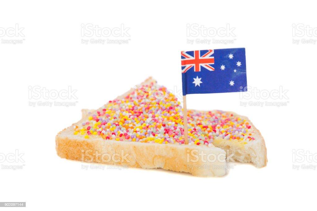 Traditionelle Iconic australischen Lebensmittel – Foto