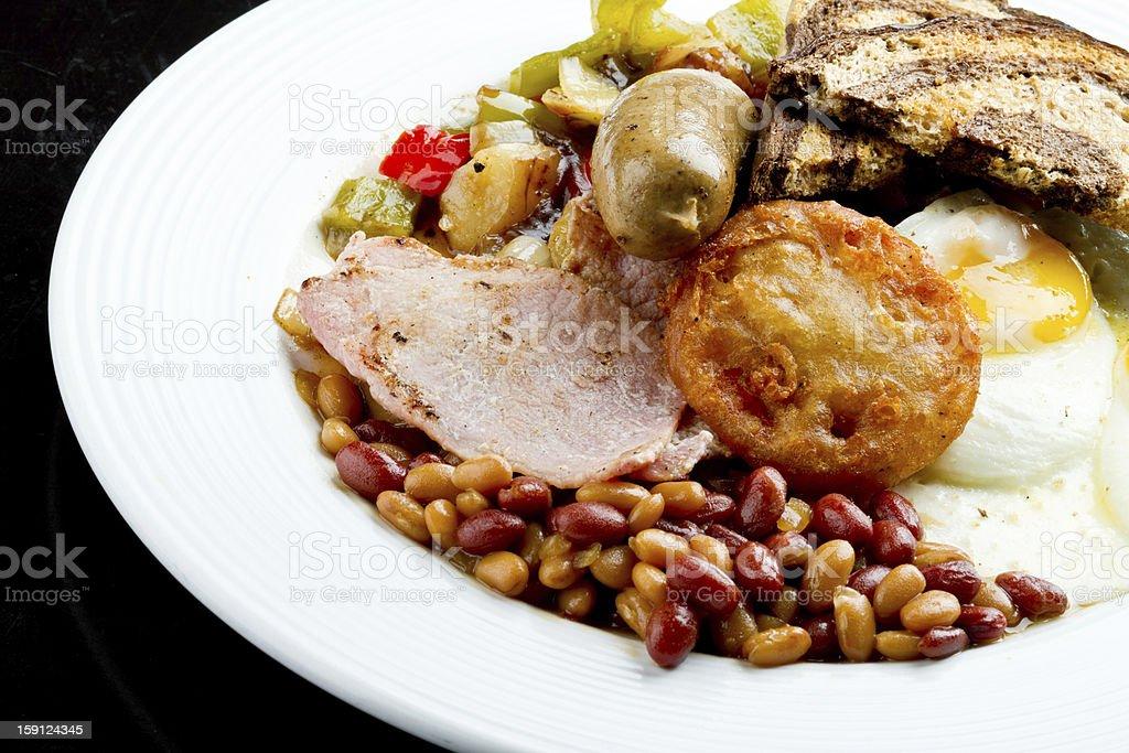 Traditional Irish Breakfast Stock Photo Download Image Now