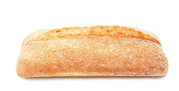 번자체 이탈리어어 식빵 치아바타. - 치아바타 빵 뉴스 사진 이미지