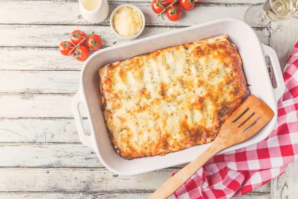 Traditionelle italienische Lasagne – Foto
