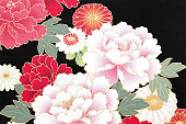 istock Traditional Japanese pattern 1056988170