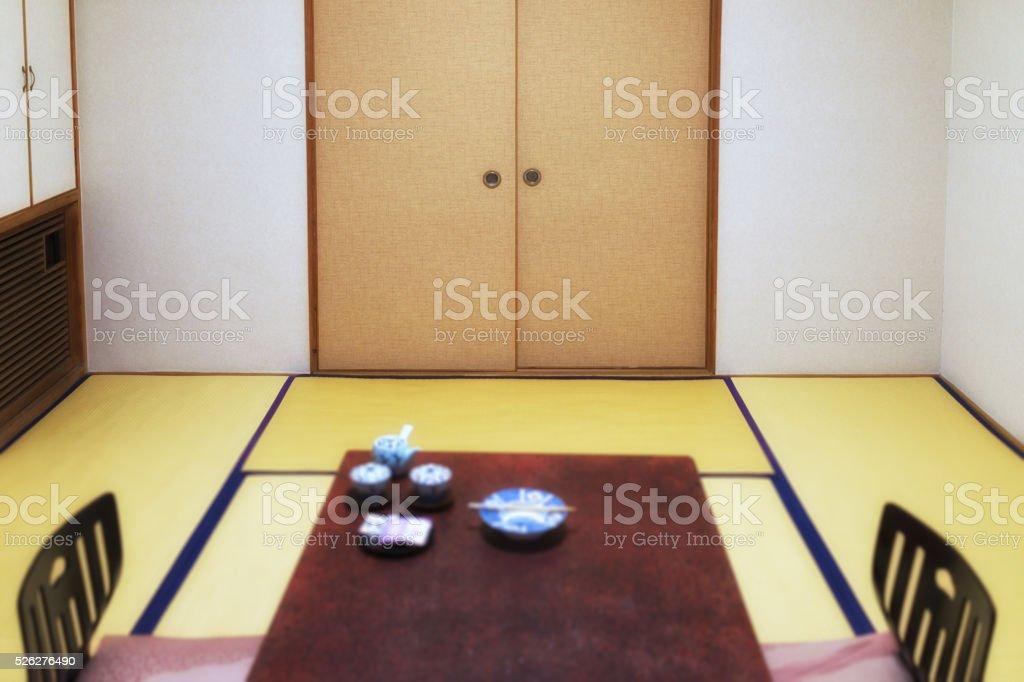 Photo libre de droit de Chambre Japonaise Traditionnelle ...