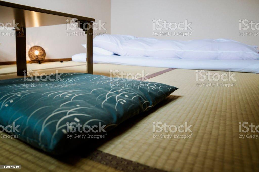 Japanischer Futon. Great Japanisches Bett Futon Inkl Tatami Und ...
