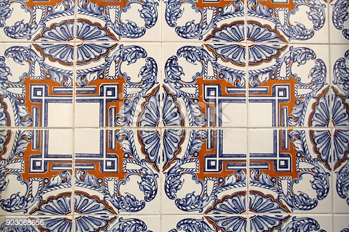 istock traditional lisbon tiles background 923068656