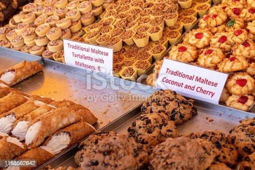 sweet, cookies, Maltese cuisine, Marsaxlokk, cannoli