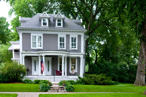 Traditional Midwest Home