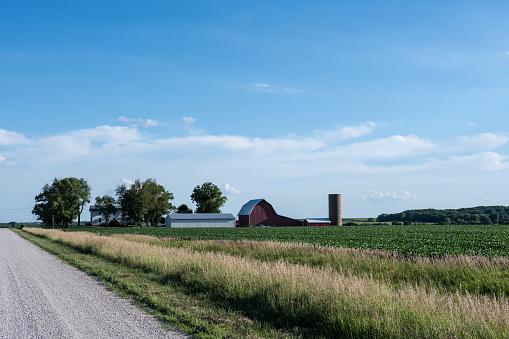 Geleneksel Midwestern Çiftlikte Stok Fotoğraflar & ABD'nin Daha Fazla Resimleri