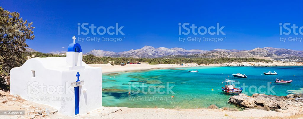 Traditional Naxos island,Greece. stock photo