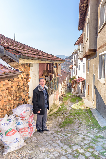 Tarakli에서 오래 된 전통과 역사 아나톨리아 주택 0명에 대한 스톡 사진 및 기타 이미지
