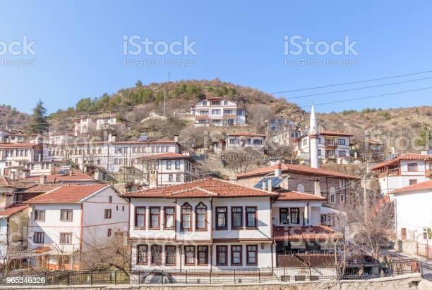 Tradycyjne Stare I Historyczne Domy Anatolii W Tarakli - zdjęcia stockowe i więcej obrazów Anatolia