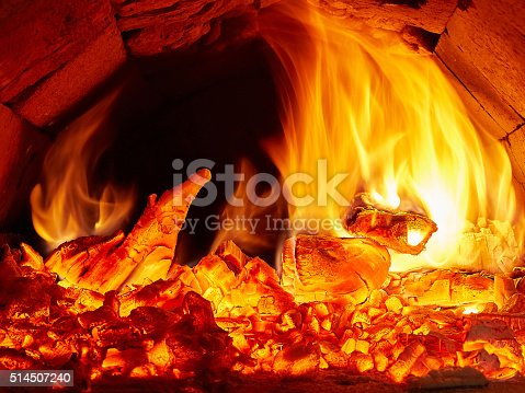 istock Traditional oven 514507240