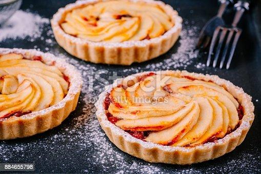 istock traditional pies apple tarts 884655798