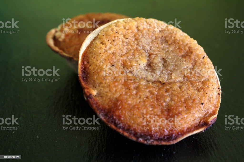 Traditional Portuguese Cheese Cakes Queijadas De Sintra