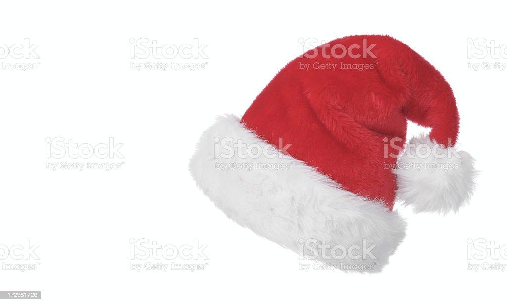 Traditional Santa Hat  (XXL) royalty-free stock photo
