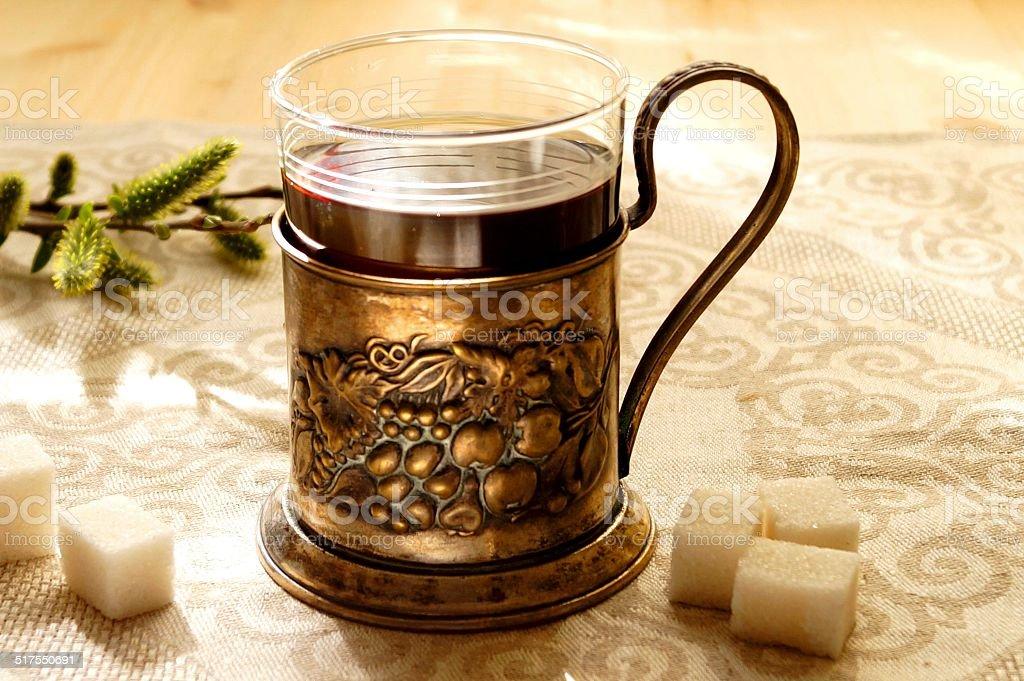 Traditional tea. stock photo
