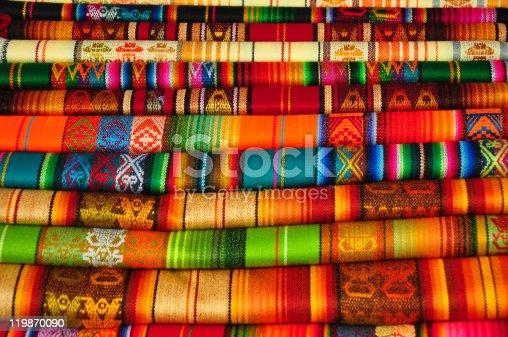 istock Traditional Textiles 119870090