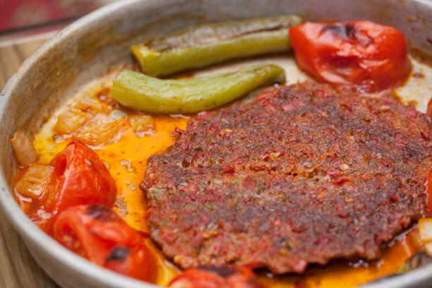 Traditionelle Fach Kebab in Gaziantep – Foto