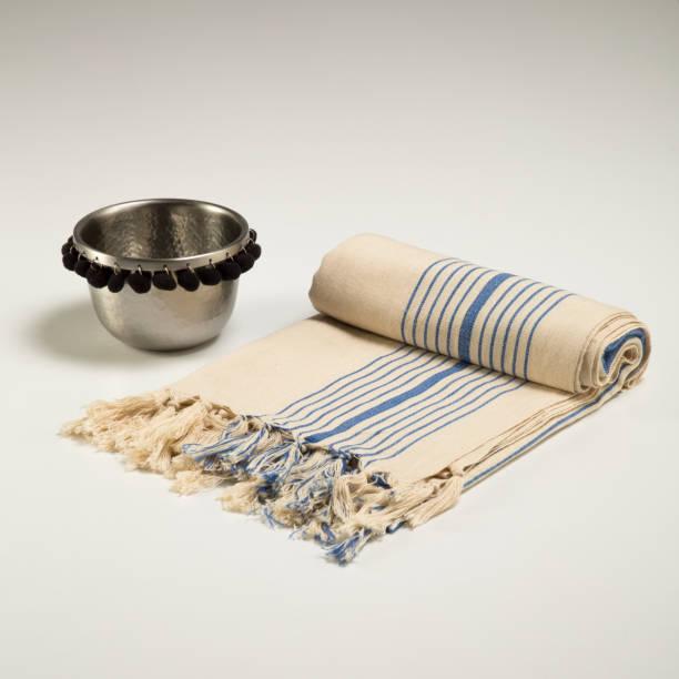 Matériel traditionnel de bain turc - Photo