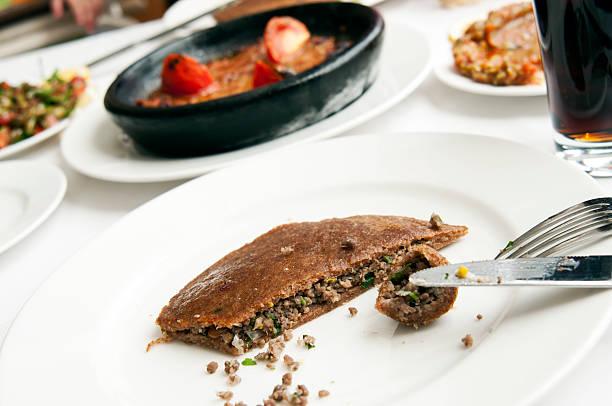 Traditionelle türkische Küche – Foto