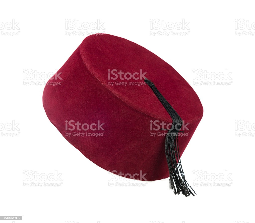 Traditional Turkish Hat Called Fez Stock Photo - Download