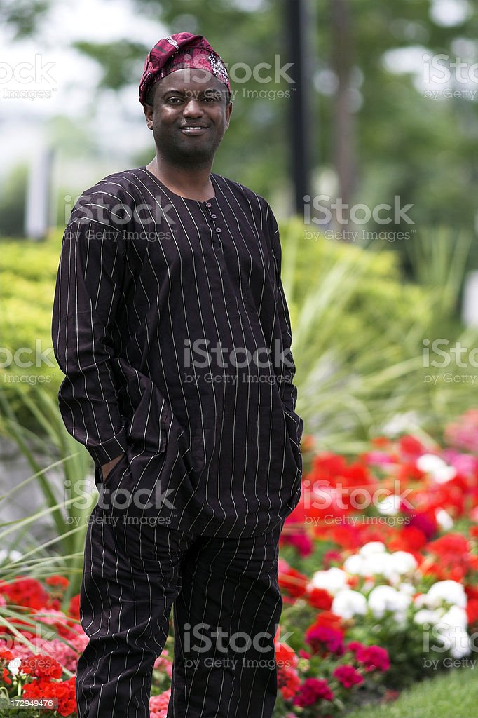 Traditional Wear stock photo