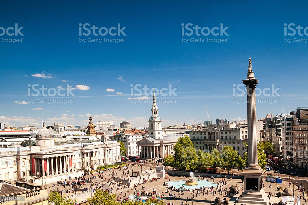 Trafalgar Square – Foto