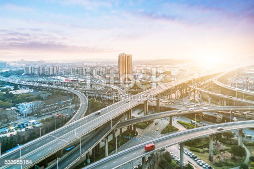 istock traffic and overpass 533985184