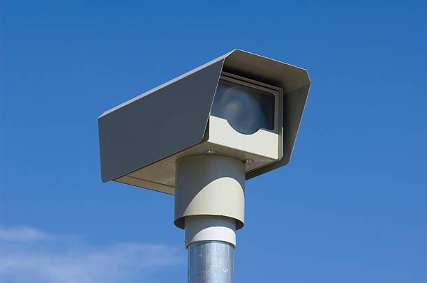 der kamera - geschwindigkeitskontrolle stock-fotos und bilder