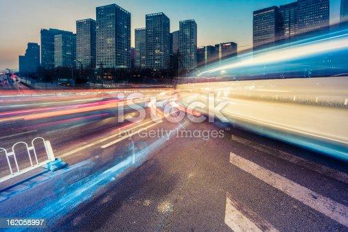 istock traffic city night 162058997