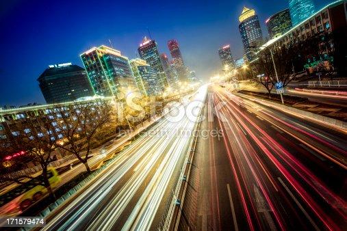 istock traffic city night 171579474