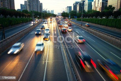 istock traffic city night 179403539