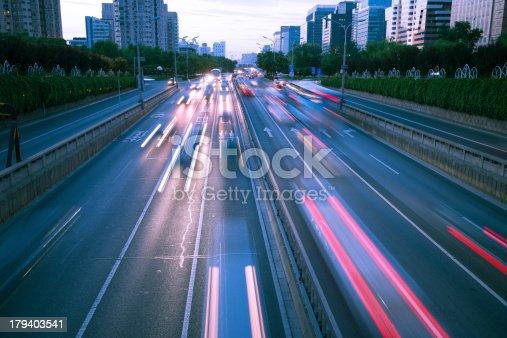 istock traffic city night 179403541