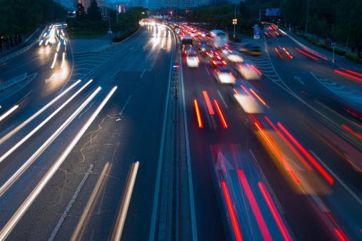 175130389 istock photo traffic city night 181051885
