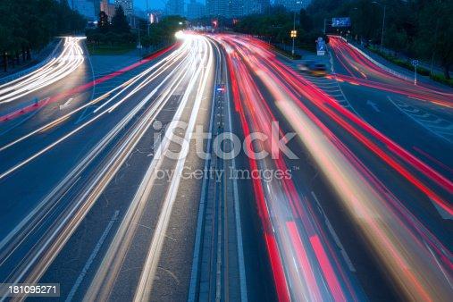 istock traffic city night 181095271