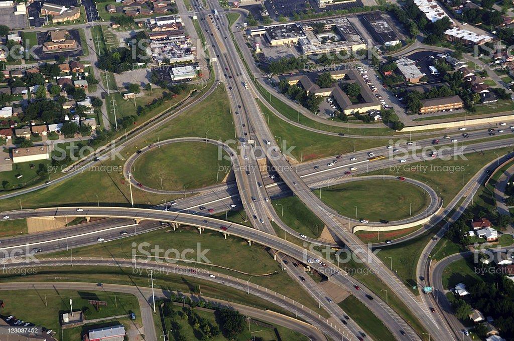 Traffic Control royalty-free stock photo
