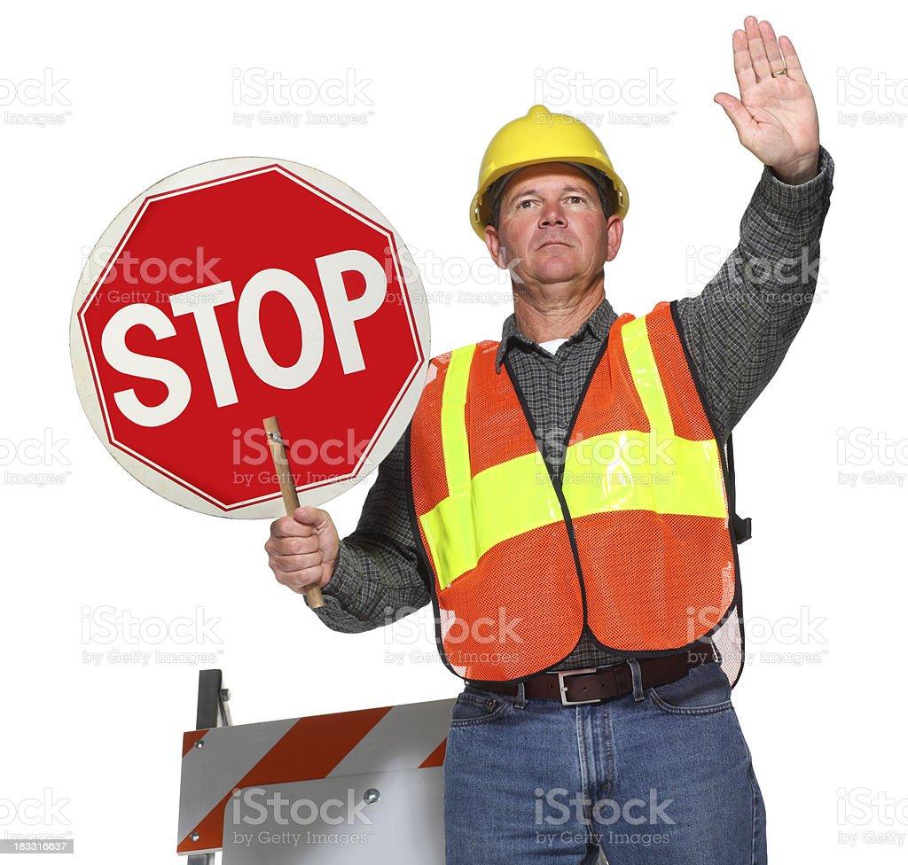 Traffic Control stock photo