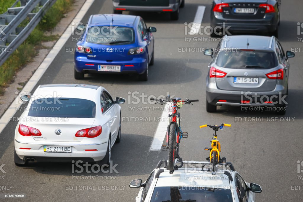 Traffic Jam Stock Photo - Download Image Now - iStock