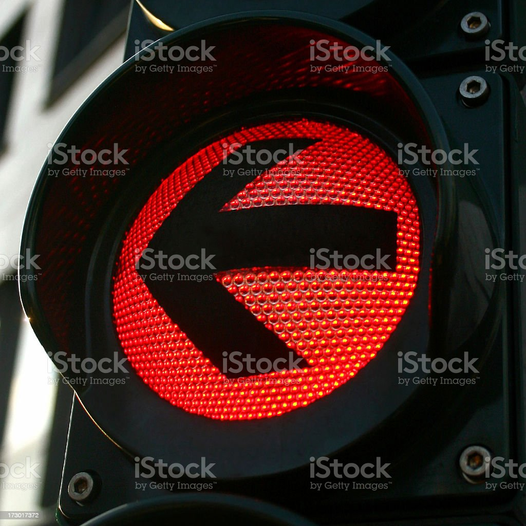traffic light and transportation stock photo