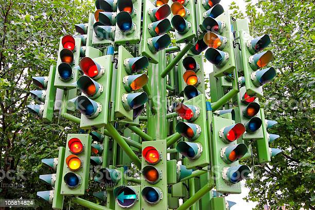 Traffic Light Stock Photo - Download Image Now
