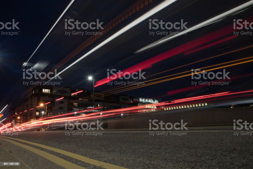 Traffic Lights Painting stock photo